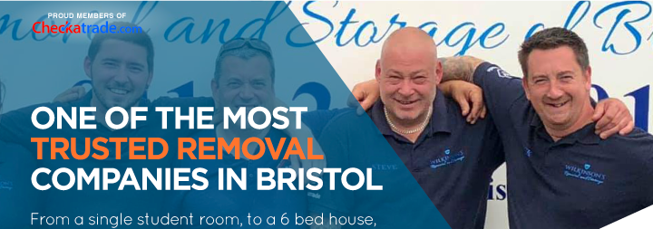 Wilkinson's removals and storage of Bristol
